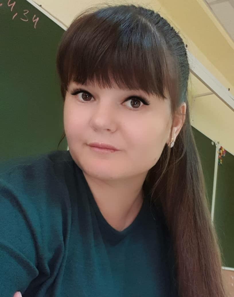 Алалыкина Надежда Валерьевна : учитель математики без категории