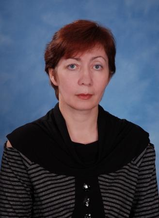 Каменская Елена Петровна : учитель начальных классов первой квалификационной категории
